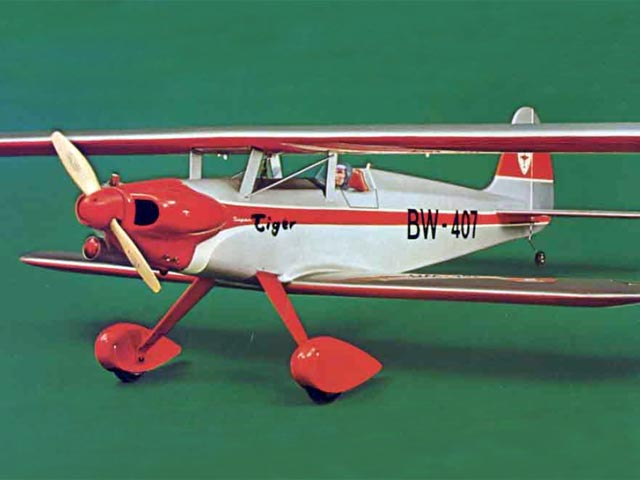 Super Tiger (oz5620) from Wik Modelle 1973