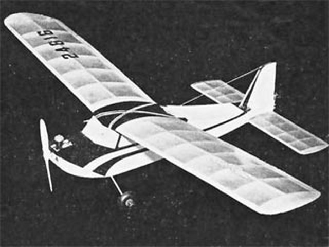 Half Tone (oz5673) by Dave Platt from Model Aircraft 1961