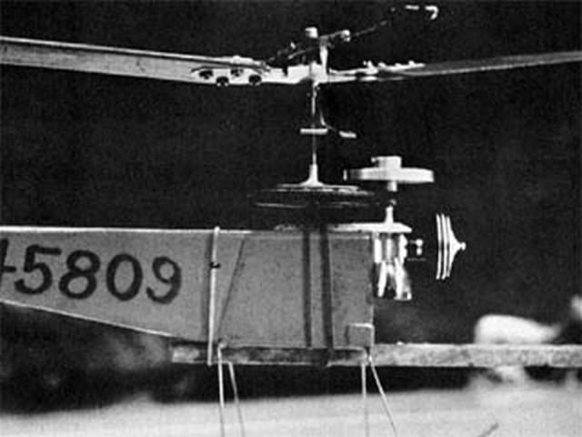 High Time (oz5741) by John Burkam from American Modeler 1967