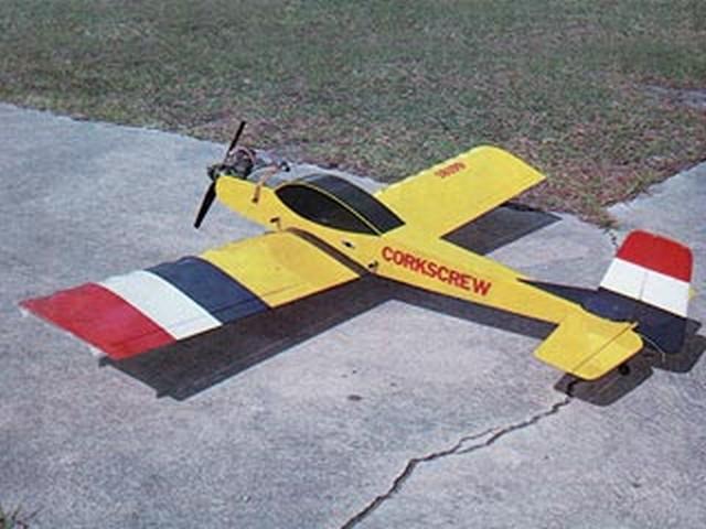 Corkscrew (oz5750) by Stu Richmond from RCMplans 1983