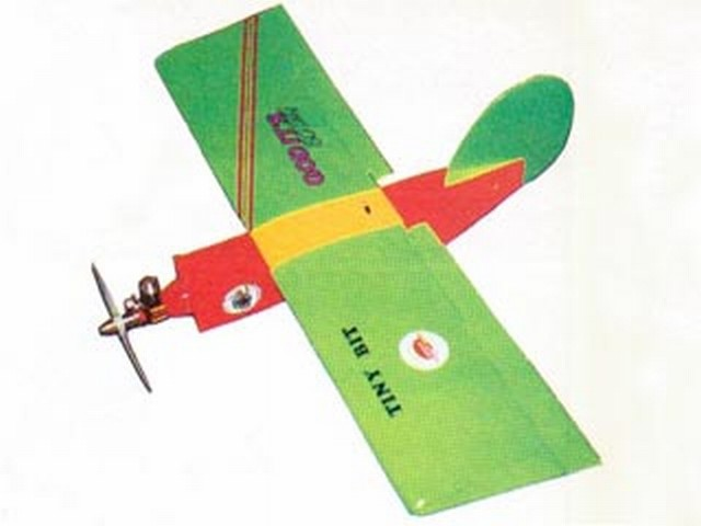 Tiny Bit (oz5772) by Dereck Woodward from Radio Modeller 1994