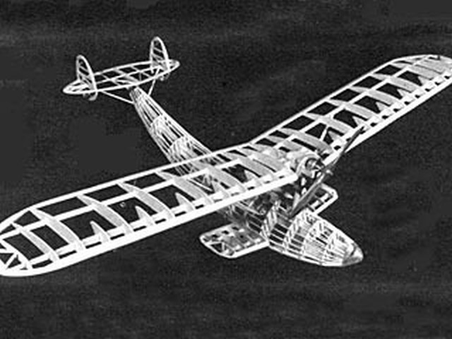 Sea Lion (oz5786) by Paul Lindberg from Popular Aviation 1939