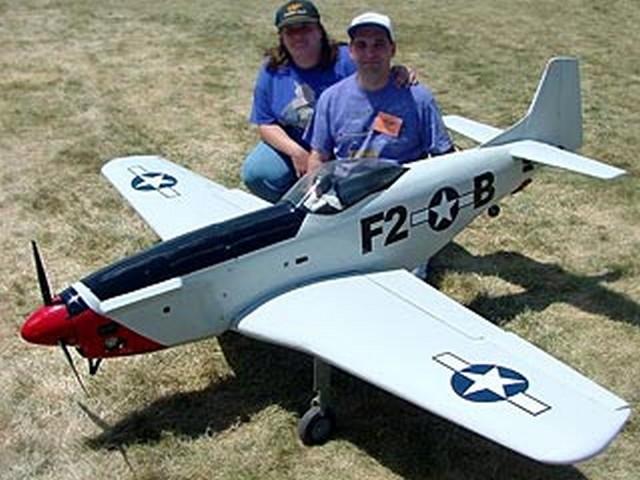 P-51D (oz5790) by Bud Nosen 1977