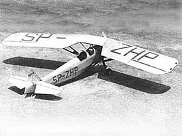 RWD-8 (oz5844) by Marek Klimczak from RCMplans 1980