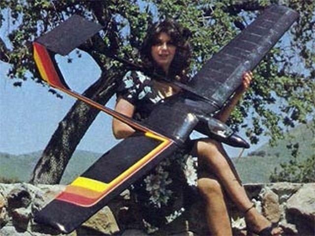 Sorcerer (oz5853) by Charlie Parker from RCMplans 1980