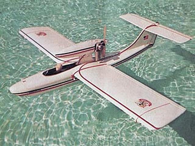 Pondhopper (oz5909) by Ken Willard from RCMplans 1976
