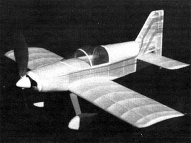 Bede BD-8 (oz5912) by Walt Mooney from Model Builder 1981