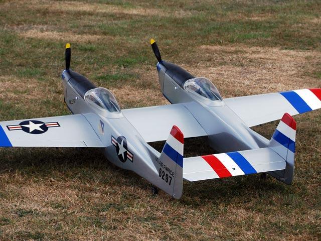 P-82E Twin Mustang (oz6016) by Art Johnson 1977