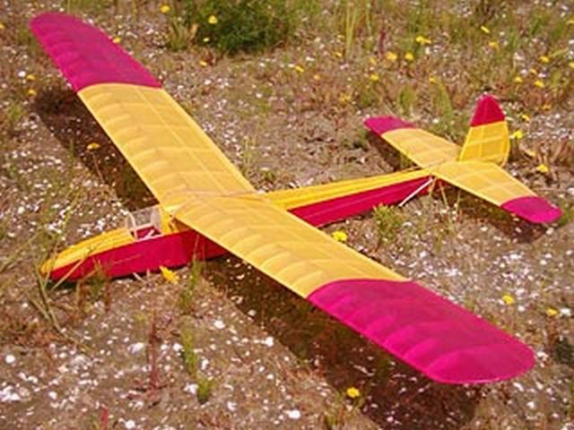 Eagle I (oz606) from Hearns Hobbies