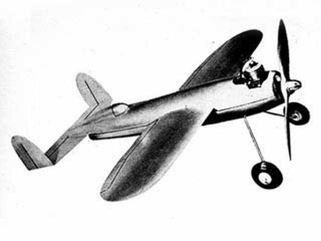 Sky Flyer (oz6063) by Bill Paterson from Air World 1947