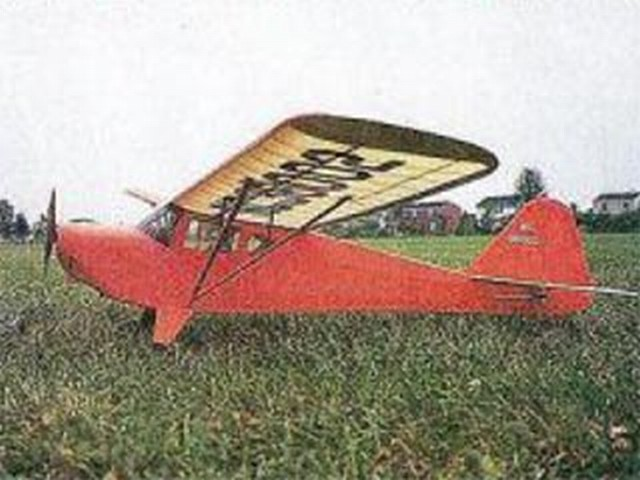 Taylorcraft (oz6069) by Jim Zarembski from RCMplans 1984