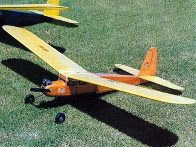 Dallaire Sportster (oz6098) by Frank Dallaire from Dallaire Model Aircraft Company  1936