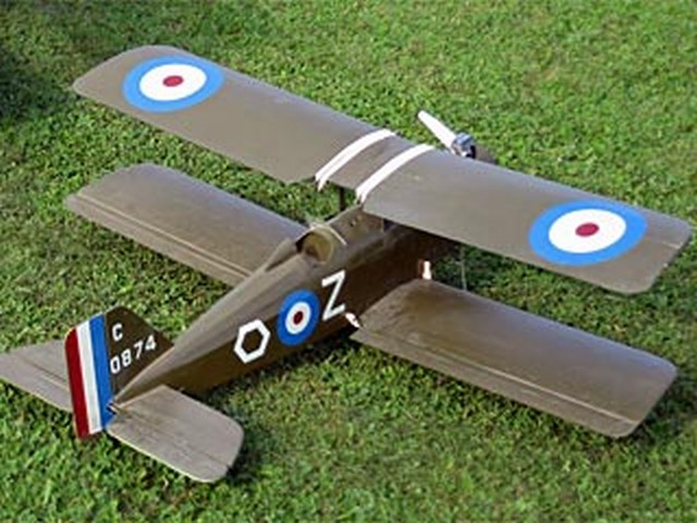 Se5a (oz6135) by Jim Meister from Marks Models 1984