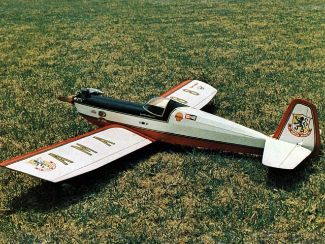 RCM Sportster (oz6143) by Joe Bridi from RCMplans 1973