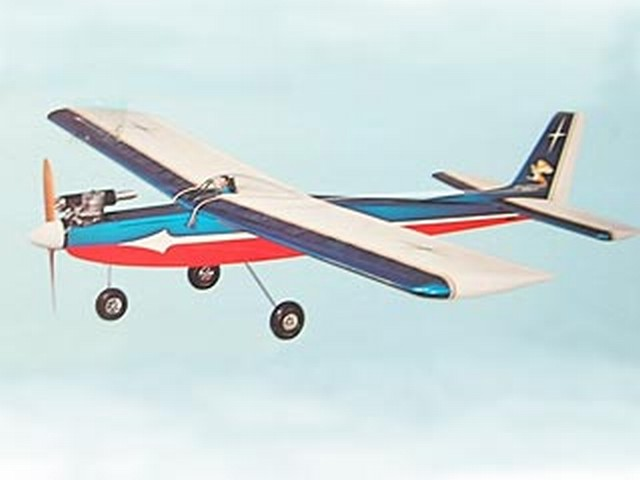 Falcon 56 Mk II (oz6155) by Carl Goldberg from Carl Goldberg 1981