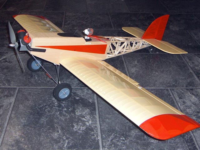 Aerotique  (oz6181) by George F Jennings from RCMplans 1981