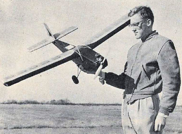 Zue (oz6208) by Bill Wischer from American Modeler 1961