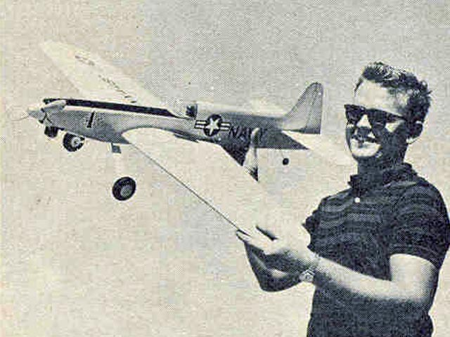 Nobler (oz6212) by George Aldrich from Model Airplane News 1952