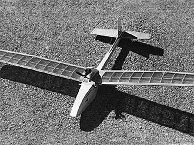Javalaero (oz6226) by Ted Strader from RCMplans 1973