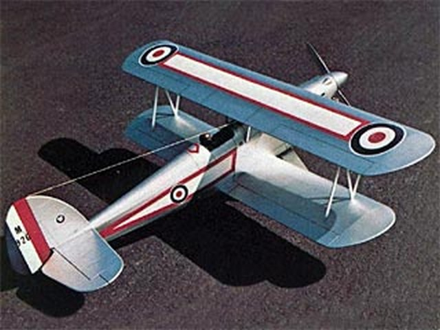 Acro-Fury (oz6242) by Robert H Munn from RCMplans 1974