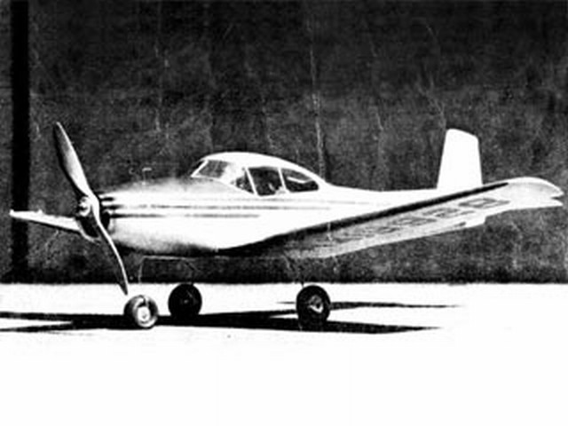 Navion (oz6283) by Paul Plecan from Mechanix Illustrated