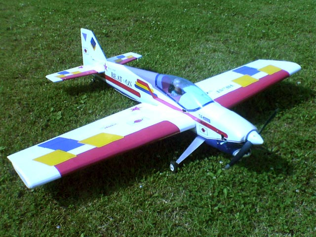 Beat On 50K (oz6316) by Yoichiro Akiba from OK Model Pilot 1999