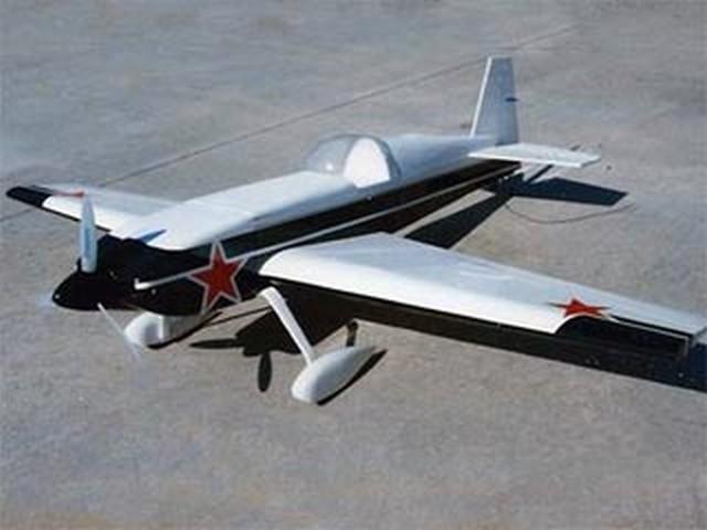 Staudacher S-300 (oz6335) by Laddie Mikulasko from RCMplans 1996