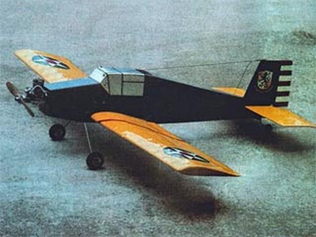 Semperfi (oz6389) by Randy Randolph from RCMplans 1979