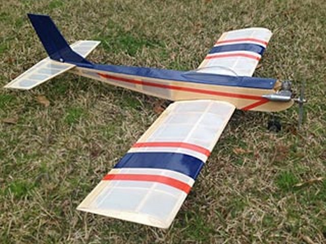 Scout 15 (oz6420) by Ken Elliot from Craft Air 1982