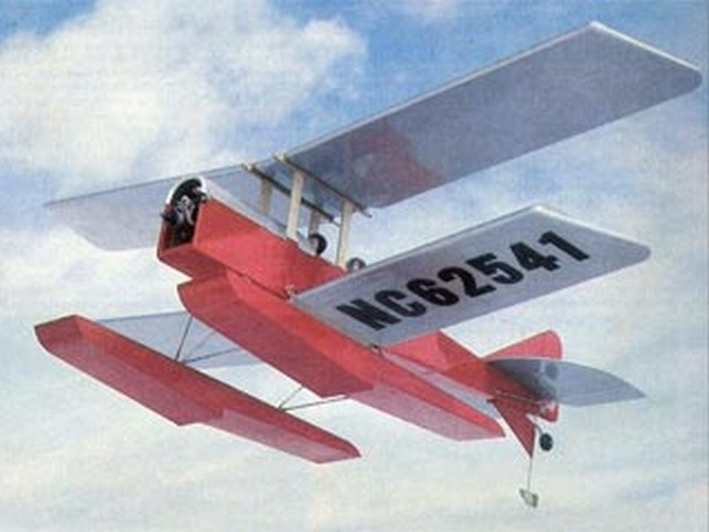 Hopper (oz6490) by Fred Reese from RCMplans 1980
