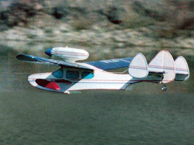 Drake II (oz65) by Ken Willard from Model Aviation 1980