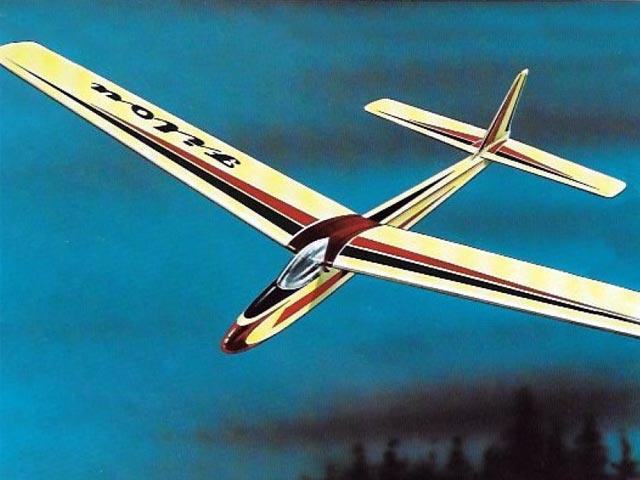 Filou (oz6530) by Horst Diemer from Graupner 1963