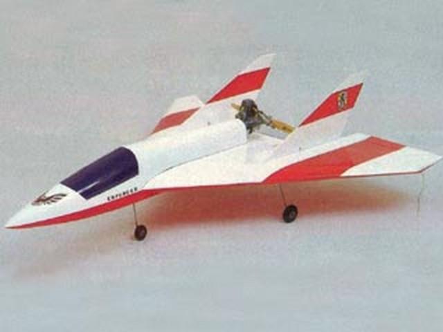 Enforcer (oz6538) by Laddie Mikulasko from RCMplans 1987