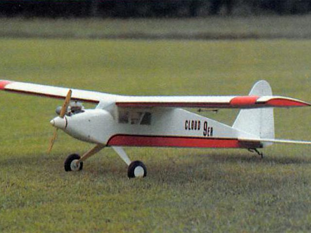 Cloud Niner (oz6543) by Bill Winter from RCMplans 1991
