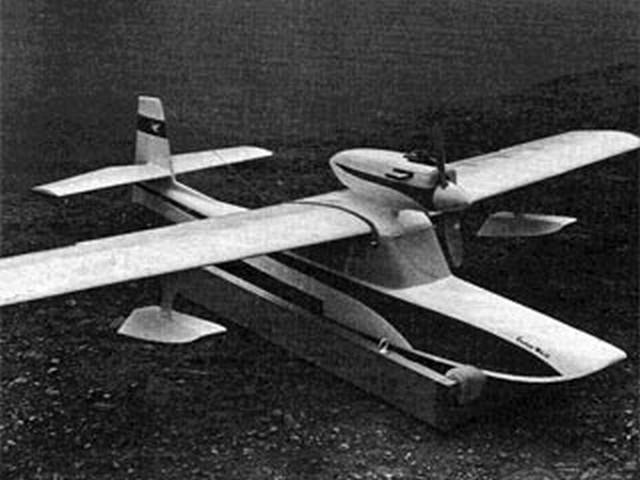 Curlew MkII (oz6556) by Scott Christensen from RCMplans 1972