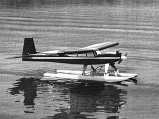 RCM Floats (oz6558) by Earl Harting from RCMplans 1974