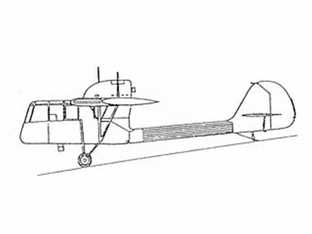 Siebel Si 201 V2 (oz6572) by Jack Lynn Bale 1992
