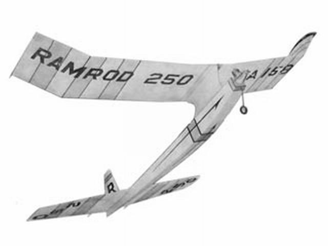 Ramrod 250 (oz6629) by Ronald St Jean from Berkeley 1958