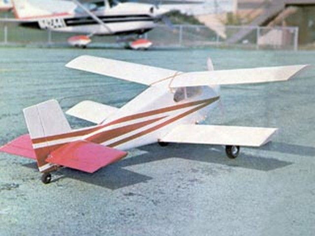 Bi-Fly (oz6637) by John Riley from RCMplans 1970