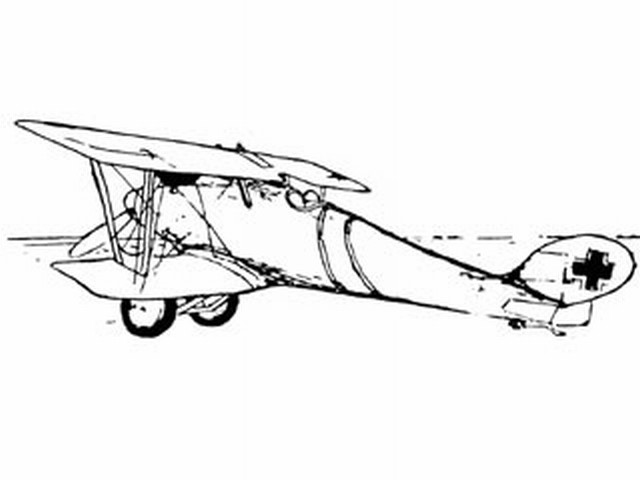 Pfalz D-3 (oz6684) from Great Lakes Model Engineers 1935