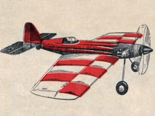 J-19 Sportsman (oz6695) by Jan Hackhe from DMI 1951