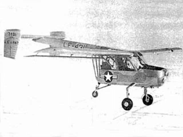 Boeing XL/YL-15 Scout (oz6699) by Jack Lynn Bale 2000