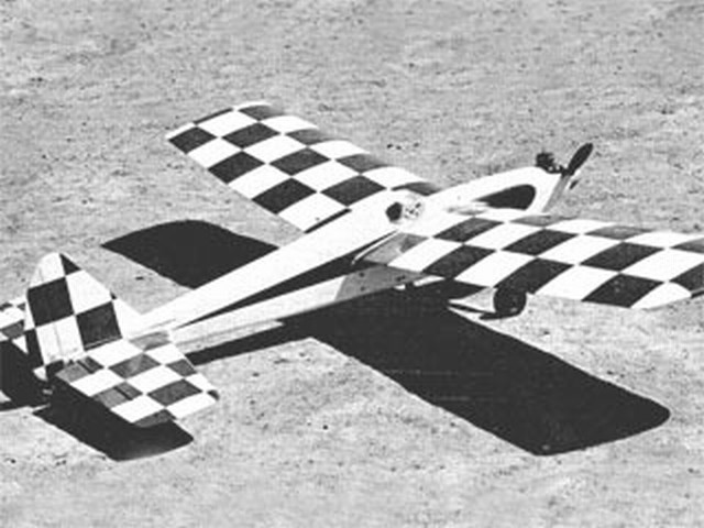 Pegasus (oz6800) by Jerry Nelson from American Modeler 1960