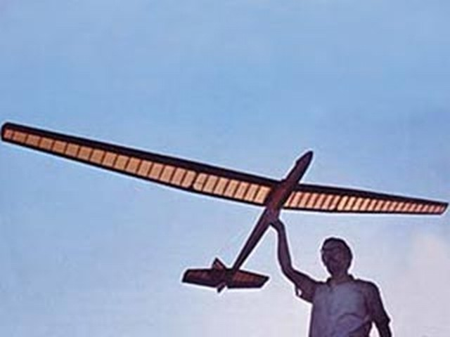 Slingsby Skylark (oz6815) by Jack Headley from RCMplans 1973
