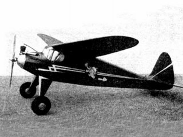 Pacific Ace (oz6825) from Modelcraft 1939