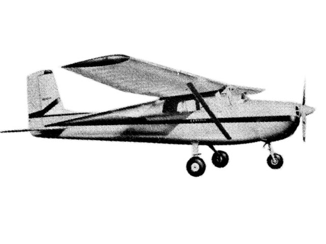 Cessna 172 (oz683) by Don McGovern from Berkeley 1956