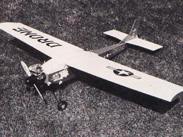 Drone (oz6843) by Ralph Andrae from Wing Mfg 1976
