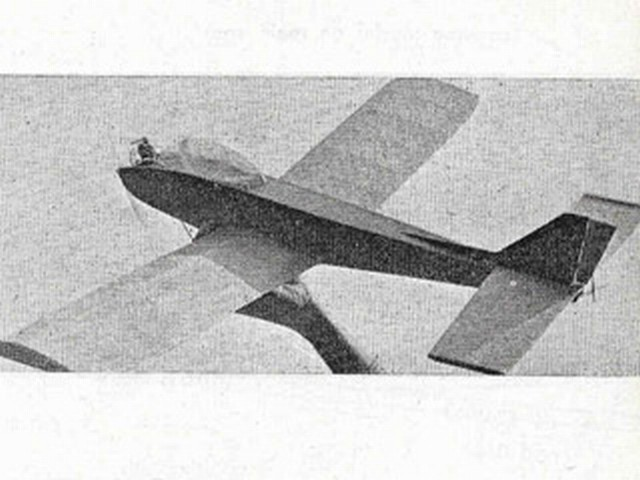 Sleek Streak (oz6881) by Peter Holland from RCME 1964
