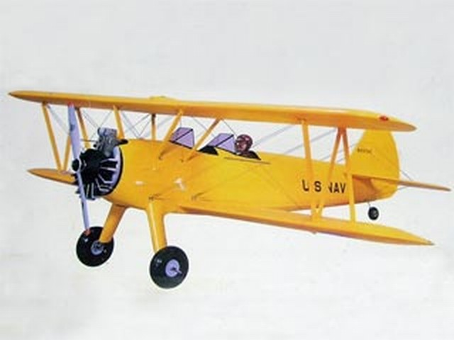 Boeing Stearman (oz6904) from Royal Marutaka 1987
