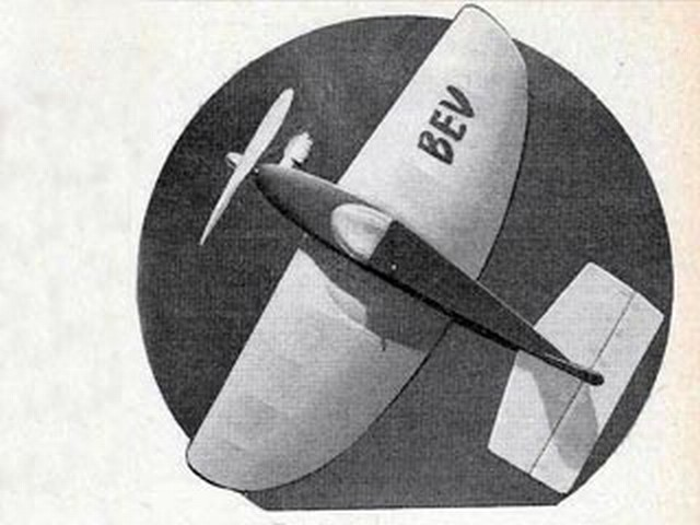 Bev (oz6934) by Tom Norton from Model Aircraft 1956